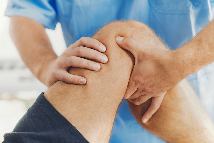 Commonly used to treat joints that are inflamed, painful and often swollen. After numbing the skin with a topical anesthetic, a needle containing a steroid and numbing medication such as lidocaine is inserted into the joint capsule. Patients often find relief right away or within a few days of the procedure.